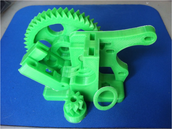 3D Printing of Prototype