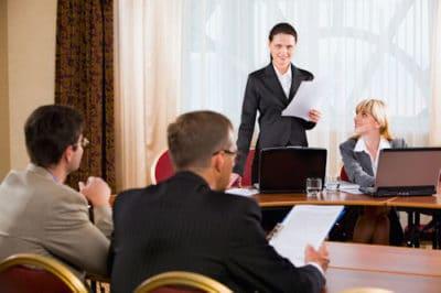 Top Secret for Making Investor and Lender Presentations