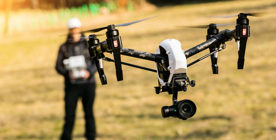 Drones for hire:  Business applications for new technology